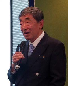 カルビーの松本晃会長