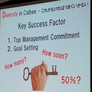 カルビー成功の2つの要因